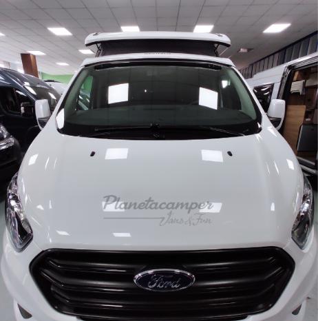 Ford Nugget Westfalia lleno
