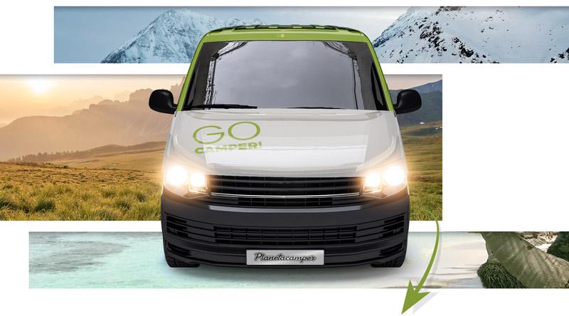 Camperización de vehículos Planetacamper