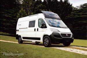 Clever Vans Celebration Skyroof