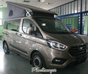 Ford Nugget Westfalia Planetacamper