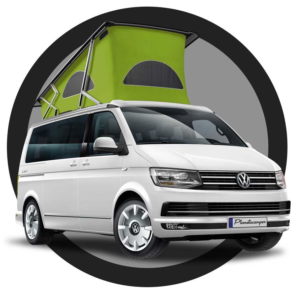 Planetacamper - Vehículos Camper Vizcaya